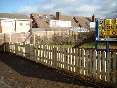 Timber Fencing Bristol