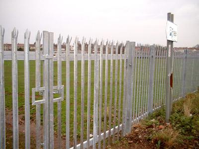 Security Fencing Bristol Bristol Fencing Services